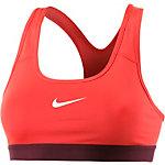 Nike Pro Classic Sport-BH Damen rot