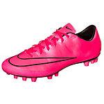 Nike Mercurial Veloce II Fußballschuhe Herren pink / schwarz