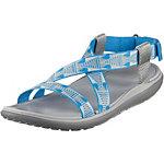 Teva Terra-Float Livia Outdoorsandalen Damen blau/grau