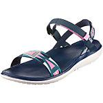 Teva Terra-Float Nova Outdoorsandalen Damen dunkelblau/pink
