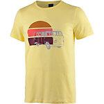 Maui Wowie T-Shirt Printshirt Herren gelb