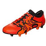 adidas X 15+ Primeknit Fußballschuhe Herren orange / schwarz