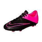 Nike Mercurial Victory V Fußballschuhe Kinder schwarz / pink