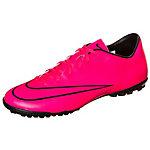Nike Mercurial Victory V Fußballschuhe Herren pink / schwarz