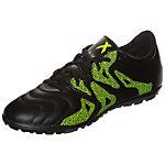 adidas X 15.3 Fußballschuhe Herren schwarz / neongelb