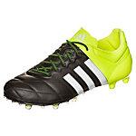 adidas ACE 15.1 Fußballschuhe Herren schwarz / neongelb