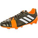 adidas nitrocharge 2.0 Fußballschuhe Herren dunkelgrün / orange