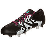 adidas X 15+ Primeknit Fußballschuhe Herren schwarz / weiß