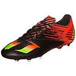 adidas Messi 15.2 Fußballschuhe Herren schwarz / rot / grün