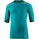 adidas Tech Fit Chill Funktionsshirt Herren grün