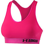 Under Armour Armour Mid Sport-BH Damen pink