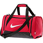 Nike Brasilia 6 Sporttasche rot/weiß