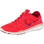 Nike Free 5.0 Trainer Fit 5 Laufschuhe Damen rot/dunkelrot