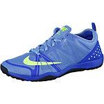 Nike Free Cross Compete Fitnessschuhe Damen hellblau/blau