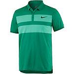 Nike Adv DF Cool Tennis Polo Herren grün