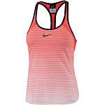 Nike Premier Slam Funktionstank Damen rot/weiß