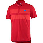 Nike Adv DF Cool Tennis Polo Herren rot