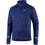Nike Element Sphere Funktionslangarmshirt Herren dunkelblau