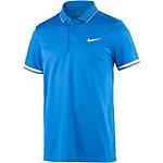 Nike Court Polo Tennis Polo Herren blau