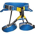 SALEWA Xplorer Rookie Klettergurt Kinder blau/gelb