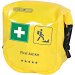 ORTLIEB First Aid Kit Safety Level High Trekking Erste Hilfe Set gelb