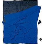 COCOON TravelSheet Inlett blau