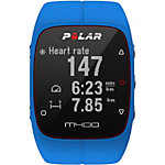 Polar M400 HR Fitness Tracker blau