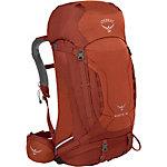 Osprey Kestrel 48 Trekkingrucksack rostrot