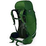 Osprey Kestrel 58 Trekkingrucksack grün