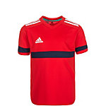 adidas Konn 16 Fußballtrikot Kinder rot / dunkelblau