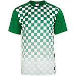 Nike Precision III Fußballtrikot Herren grün / weiß