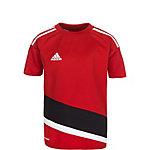 adidas Regista 16 Fußballtrikot Kinder rot / weiß / schwarz
