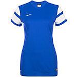 Nike Trophy II Fußballtrikot Damen blau / weiß