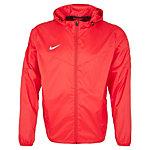 Nike Team Sideline Regenjacke Herren rot / weiß