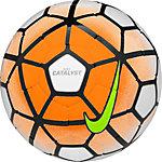 Nike Catalyst Größe 5 Fußball orange / weiß