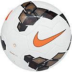 Nike Premier Team NFHS Fußball Größe 5 Fußball weiß / gold / orange