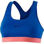 Nike Pro Classic Sport-BH Damen blau