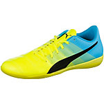 PUMA evoPower 4.3 IT Fußballschuhe Herren gelb/grün/blau