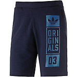 adidas Sweathose Herren schwarz/blau