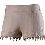 Lascana Shorts Damen beige