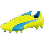 PUMA evoSpeed 1.4 FG Fußballschuhe Herren gelb/blau