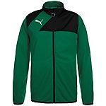 PUMA Esquadra Poly Trainingsjacke Herren grün / schwarz