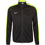 Nike Team Authentic N98 Trainingsjacke Herren schwarz / lime