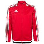 adidas Tiro 15 Trainingsjacke Herren rot / weiß / schwarz