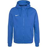 Nike Team Club Trainingsjacke Herren blau / weiß