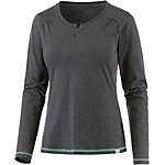 Jack Wolfskin Heather Funktionsshirt Damen dunkelgrau
