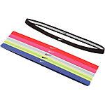 Nike 6 Pack Haarband bunt