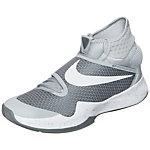 Nike Zoom HyperRev 2016 Basketballschuhe Herren grau / weiß
