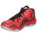 Nike Lebron Ambassador VII Basketballschuhe Herren rot / silber / schwarz