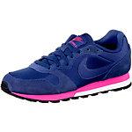 Nike WMNS MD RUNNER 2 Sneaker Damen dunkelblau/pink